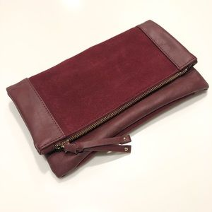 Sole Society Fold Over Clutch